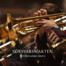 Arméns musikkår on Tour