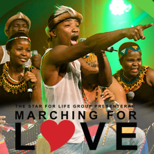 MARCHING FOR LOVE - Motala