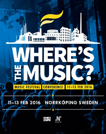 Where's The Music? 2016